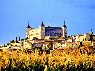 Toledo – dotek středověku (Španělsko)