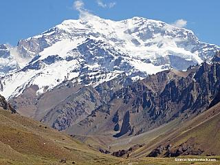 Kapitola 14 – Příprava na zdolání vrcholu Aconcagui (6959m) (Chile)