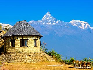 15.11. Středa - Pokhara Ráno se probouzíme kolem osmé a Ifča nám oznamuje, že je jí blbě. Vypadá to, že to bude pravda. Zůstává tedy ležet v posteli a má teplotu. Po snídani (Ježek - polévka, já - vločky, Ifča - nic) jdeme koupit jízdenky na zítřejší autobus zpět do Katmandů. Máme štěstí,...