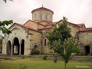Trabzon – černomořská metropole (Turecko)