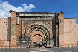 Maroko je zemí, která nepatří z pohledu návštěvnosti k turisticky nejoblíbenějším, ale přesto se tu nachází mnoho zajímavých věcí k vidění. Jednou z možností je brána Bab Agnaou v bývalém královském městě Marakkéš, které je často mylně považováno za město hlavní. Brána je jednou z devatenácti...