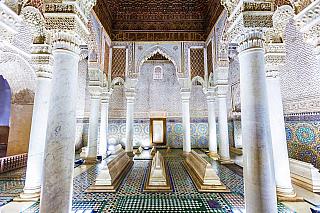 Hrobky dynastie Saadian v bývalém marockém hlavním městě Marrakéši jsou místem posledního odpočinku významných členů panovnické dynastie Saadian, která vládla Maroku v období šestnáctého století. Výjimečná je tato hrobka nejenom svou rozlehlostí, ale také zachovalostí, protože byla objevena až...