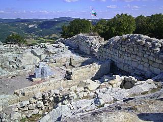 Stara Zagora byla založena v 5. tisíciletí př. n.l. (Bulharsko)