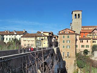 Fotogalerie italského Cividale del Friuli (Itálie)