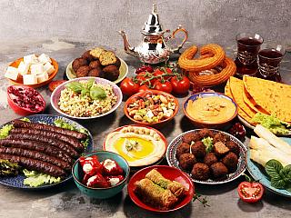 Libanonská kuchyně pěti vůni (Libanon)