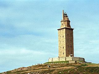 La Coruňa – balkón nad Atlantikem (Španělsko)