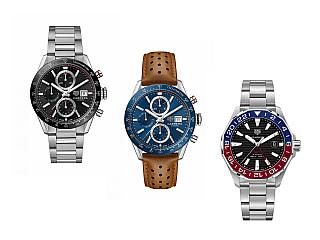 Elegantní hodinky TAG Heuer se hodí nejen pro sportovce (Reklamní sdělení)