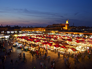 Vydejte se do marocké Marrákeše a jejího okolí (Reklamní sdělení)