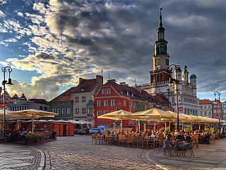 Poznaň je jedním z nejstarších měst Polska (Polsko)
