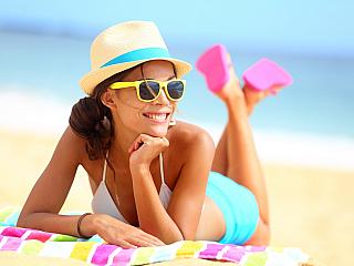 Sluneční brýle jsou skvělým módním doplňkem! (Reklamní sdělení)