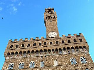 Fotogalerie z toskánské Florencie (Itálie)