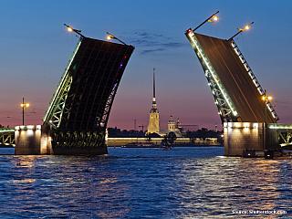 Deník o zoufalém putování do Petrohradu (Rusko)