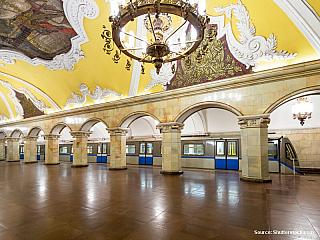 Deník o zoufalém putování do Petrohradu – kapitola 1 (Rusko)