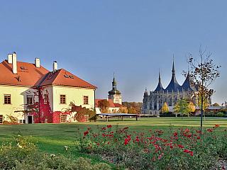 Krásy Kutné Hory (Česká republika)