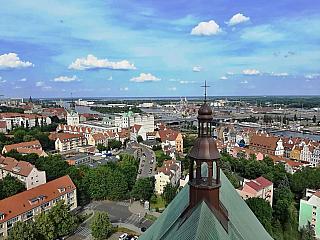 Štětín a jeho malebné okolí (Polsko)
