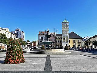 Výlet do Karviné (Česká republika)