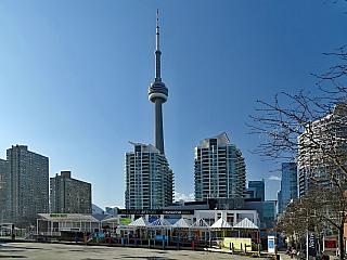 Znáte CN Tower a víte kde se nachází? (Kanada)