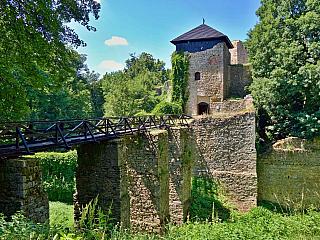 Kam na výlet: Dva hrady a zámek na Zlínsku (Česká republika)