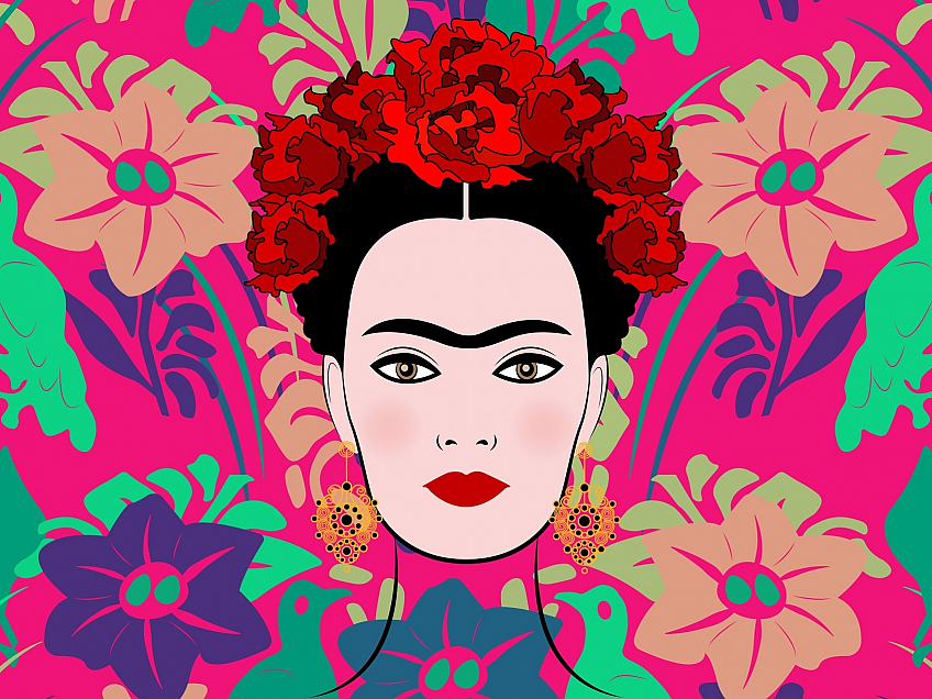 Frida Kahlo (Mexiko)