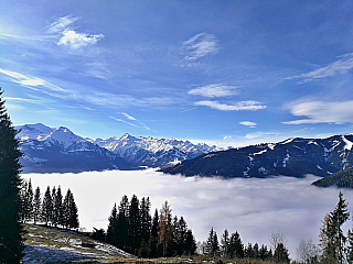 Cestopis – hory na podzim stojí za to (Rakousko)