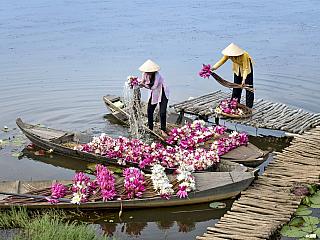 Jižní Vietnam a jógové pobyty (Vietnam)