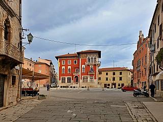 Vodnjan aneb středověká Itálie na Istrii (Chorvatsko)