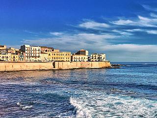 Historické město Syrakusy na Sicílii (Itálie)