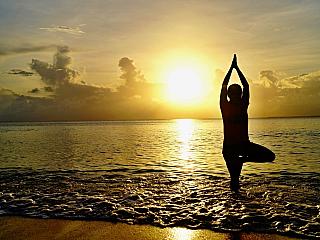 Jógová dovolená na Bali (Reklamní sdělení)