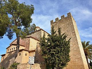 Fotogalerie městečka Alcúdia na Mallorce (Španělsko)