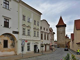 Znojmo je unikátním historickým městem (Česká republika)