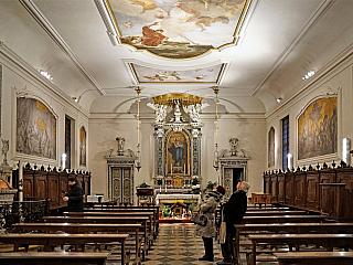Oratorio della Purita v Udine je tu už od poloviny 18. století (Itálie)