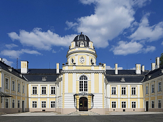Zámek Šilheřovice (Česká republika)