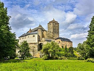 Hrad Kost – perla české gotiky (Česká republika)