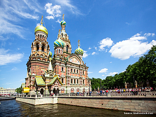 Deník o zoufalém putování do Petrohradu – kapitola 3 (Rusko)