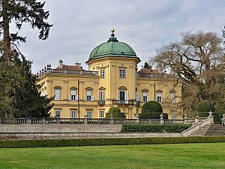 Fotogalerie zámku Buchlovice (Česká republika)