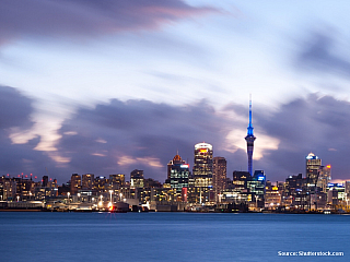 Auckland (Nový Zéland)