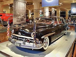 Fordovo muzeum v Detroitu nadchne technické fandy (Spojené státy americké)