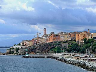Bastia - fotogalerie z roku 2014 (Francie)