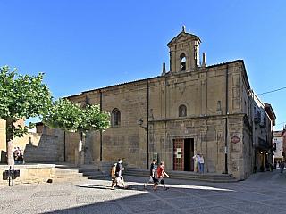 Santo Domingo De La Calzada - fotogalerie z roku 2010 (Španělsko)