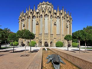 Baskická Vitoria - fotogalerie z roku 2010 (Španělsko)