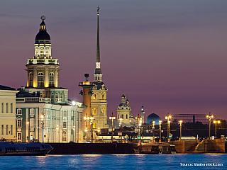 Deník o zoufalém putování do Petrohradu – kapitola 5 (Rusko)