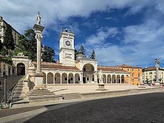 Udine – vydejte se do odlehlých hor nebo třeba na italské pláže (Itálie)