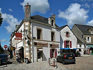Fotogalerie z francouzského Guérande (Francie)
