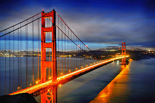 Znáte Alcatraz nebo Kalifornii? Potom vám nemusíme představovat jedno znejproslulejších měst na území západního pobřeží Spojených států amerických, které zdobí také červený Golden Gate Bridge. Někteří tvrdí, že je vůbec nejkrásnější na světě, jiní jsou vkonkurenci Paříže, Říma, Petrohradu nebo...