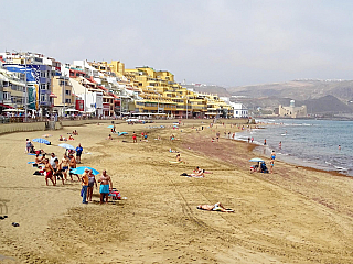 Las Palmas na Gran Canaria (Španělsko)
