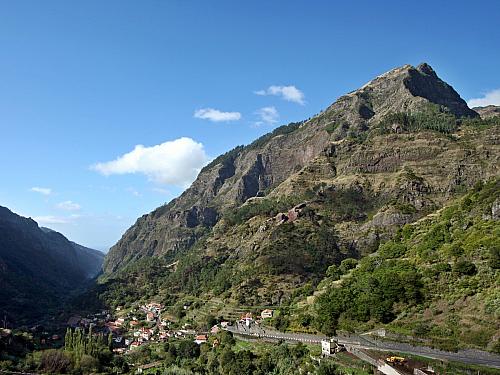 Encumeada - fotogalerie z ostrova Madeira (Portugalsko)