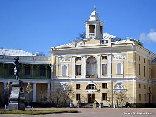 Deník o zoufalém putování do Petrohradu – kapitola 7 (Rusko)