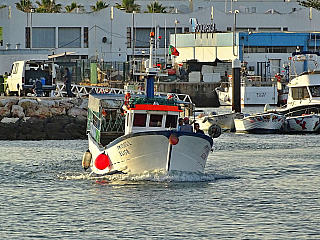 Fotogalerie z portugalského Lagosu (Portugalsko)