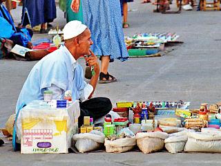Fotogalerie z marocké Marrákeše (Maroko)