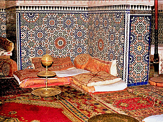 Fotogalerie z marockého Meknes (Maroko)